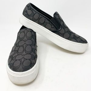 Coach Cameron Slip On Sneakers | Size 7